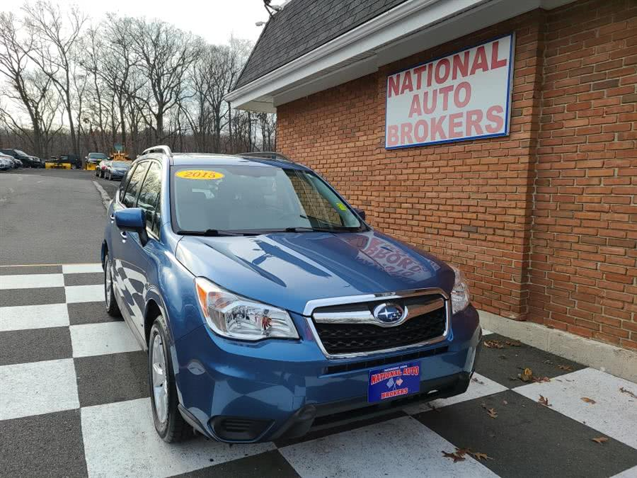 Used 2015 Subaru Forester in Waterbury, Connecticut | National Auto Brokers, Inc.. Waterbury, Connecticut