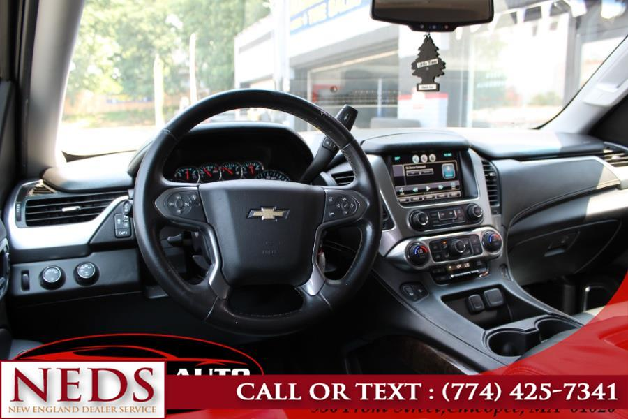 Used Chevrolet Tahoe 4WD 4dr LT 2015   New England Dealer Services. Indian Orchard, Massachusetts