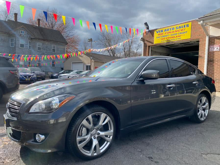 Used Infiniti M37 4dr Sdn AWD Sport 2013 | VEB Auto Sales. Hartford, Connecticut