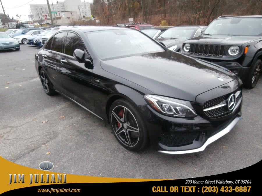 Used 2016 Mercedes-Benz C-Class in Waterbury, Connecticut | Jim Juliani Motors. Waterbury, Connecticut