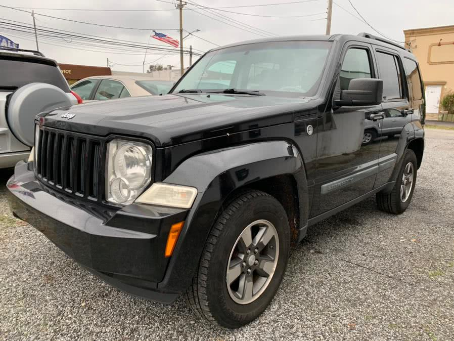 Used Jeep Liberty 4WD 4dr Sport 2008 | Great Buy Auto Sales. Copiague, New York