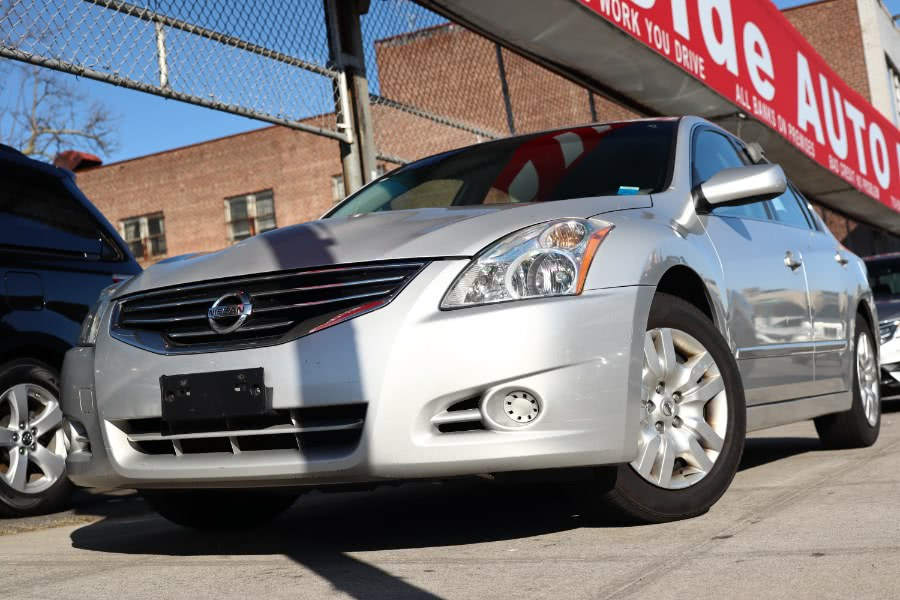 2012 Nissan Altima 4dr Sdn I4 CVT 2.5 S, available for sale in Jamaica, NY