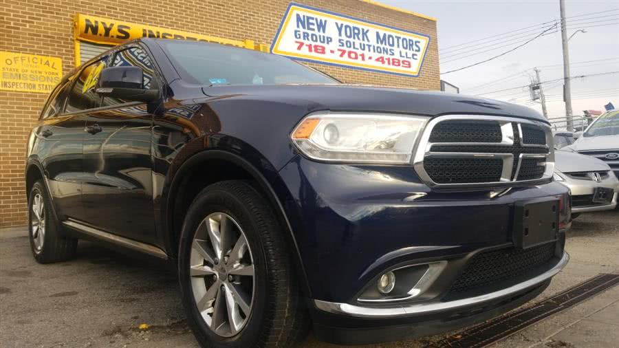Used 2014 Dodge Durango in Bronx, New York | New York Motors Group Solutions LLC. Bronx, New York