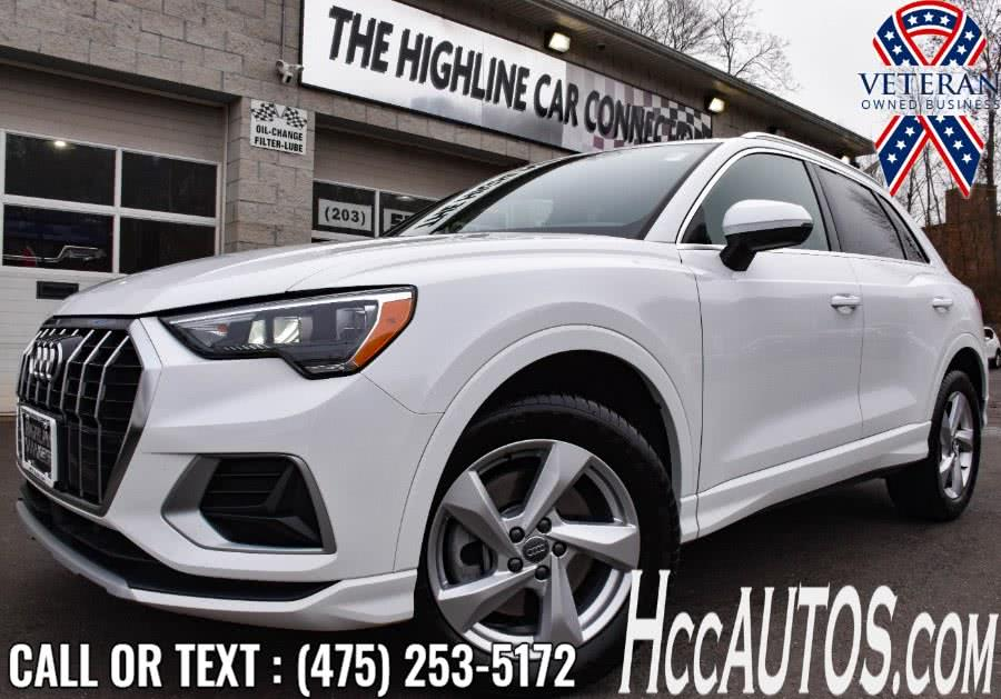Used Audi Q3 Premium 45 TFSI quattro 2020 | Highline Car Connection. Waterbury, Connecticut