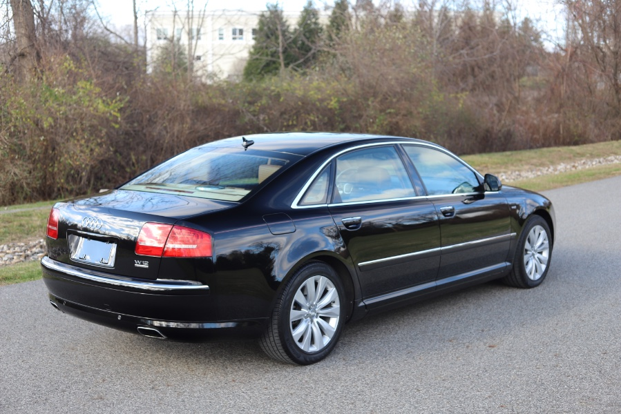 Used Audi A8 L 4dr Sdn 6.0L 2009 | Meccanic Shop North Inc. North Salem, New York