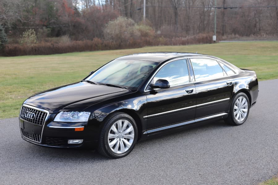 Used 2009 Audi A8 L in North Salem, New York | Meccanic Shop North Inc. North Salem, New York