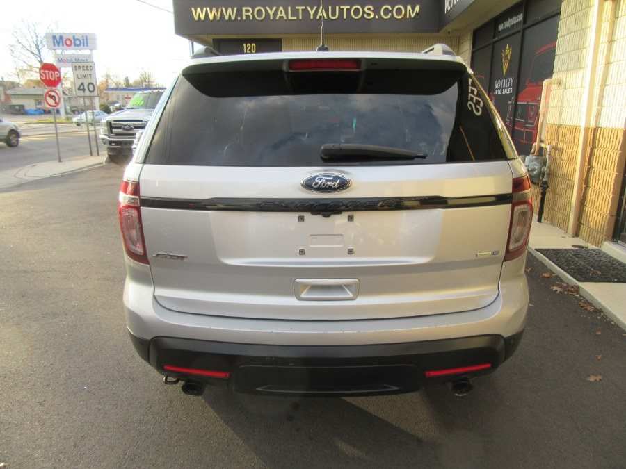 Used Ford Explorer 4WD 4dr Sport 2013 | Royalty Auto Sales. Little Ferry, New Jersey