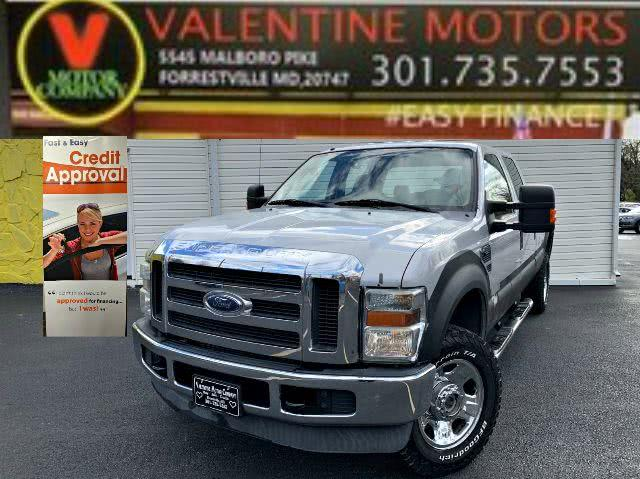 Used 2008 Ford Super Duty F-350 Srw in Forestville, Maryland | Valentine Motor Company. Forestville, Maryland