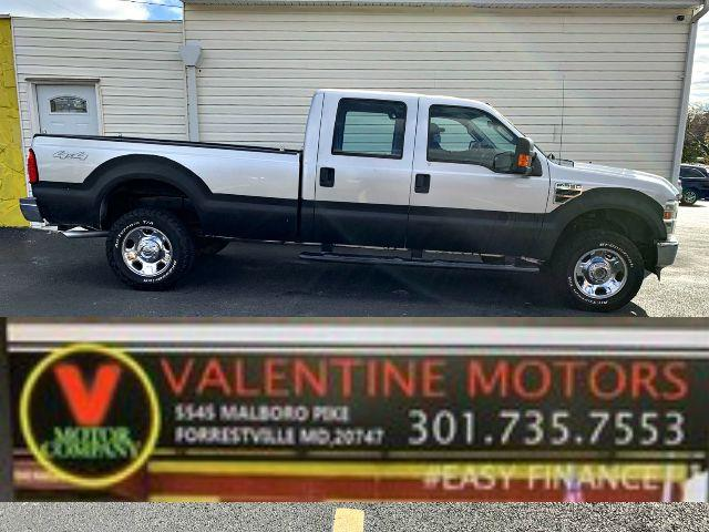 Used Ford Super Duty F-350 Srw XLT 2008   Valentine Motor Company. Forestville, Maryland