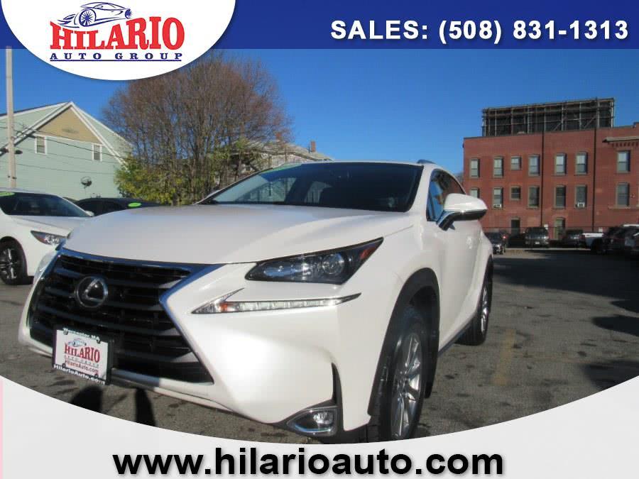 Used Lexus NX 200t Base 2015 | Hilario's Auto Sales Inc.. Worcester, Massachusetts