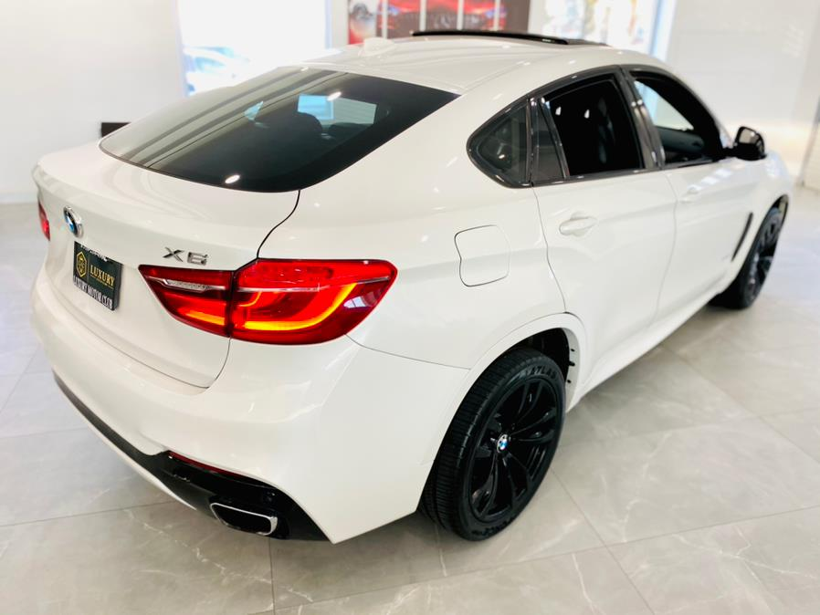 Used BMW X6 xDrive35i Sports Activity Coupe 2017   Luxury Motor Club. Franklin Square, New York