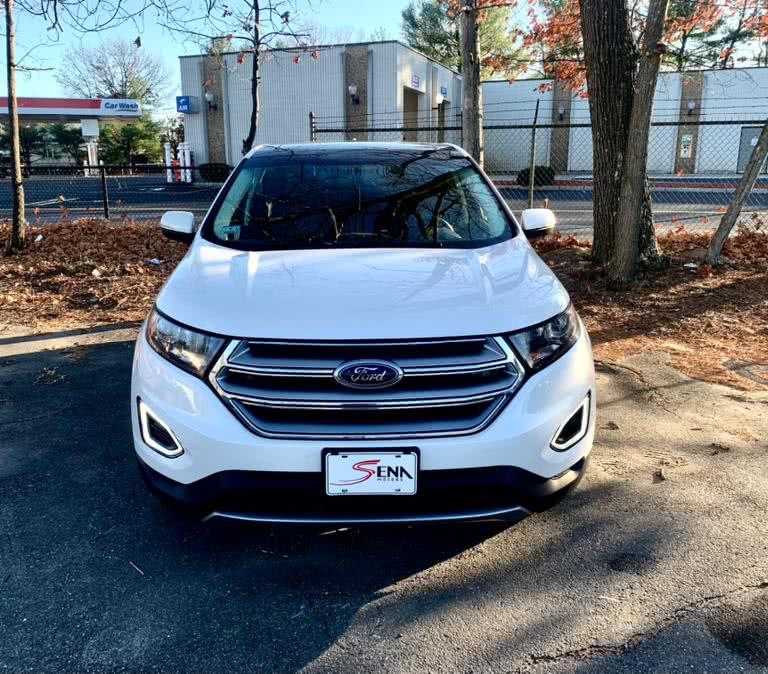 Used Ford Edge 4dr Titanium AWD 2016 | Sena Motors Inc. Revere, Massachusetts