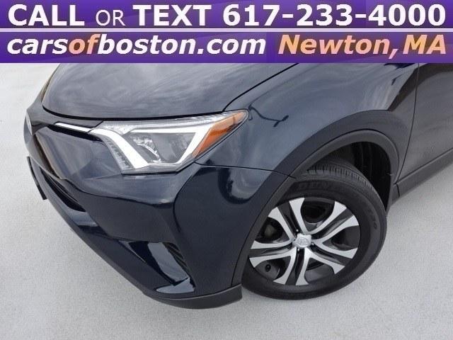 Used Toyota RAV4 LE AWD (Natl) 2018 | Motorcars of Boston. Newton, Massachusetts