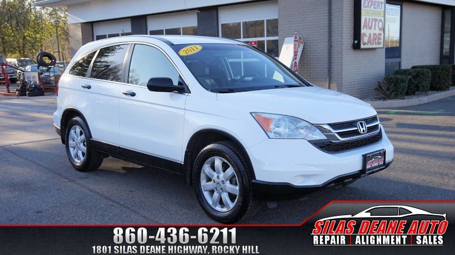 Used Honda CR-V 4WD 5dr SE 2011 | Silas Deane Auto LLC. Rocky Hill , Connecticut