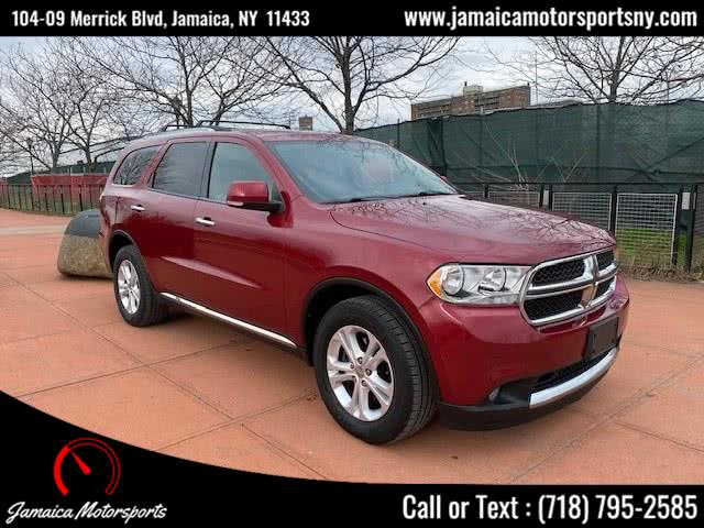 Used 2013 Dodge Durango in Jamaica, New York | Jamaica Motor Sports . Jamaica, New York
