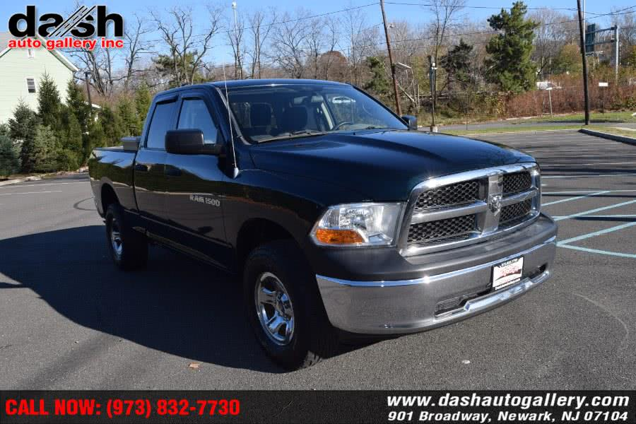 "Used Ram 1500 4WD Quad Cab 140.5"" ST 2011 