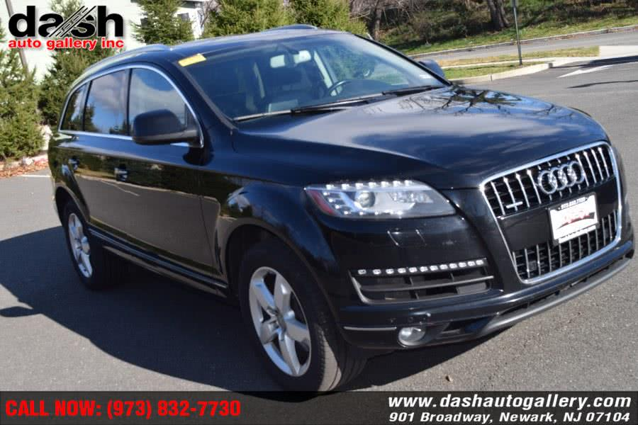 Used Audi Q7 quattro 4dr 3.0T Premium Plus 2014 | Dash Auto Gallery Inc.. Newark, New Jersey
