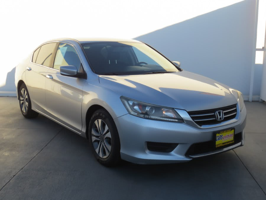 Used Honda Accord Sedan 4dr I4 CVT LX 2015 | Auto Max Of Santa Ana. Santa Ana, California