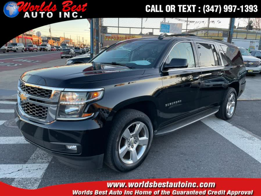 2015 Chevrolet Suburban 4WD 4dr LT, available for sale in Brooklyn, NY