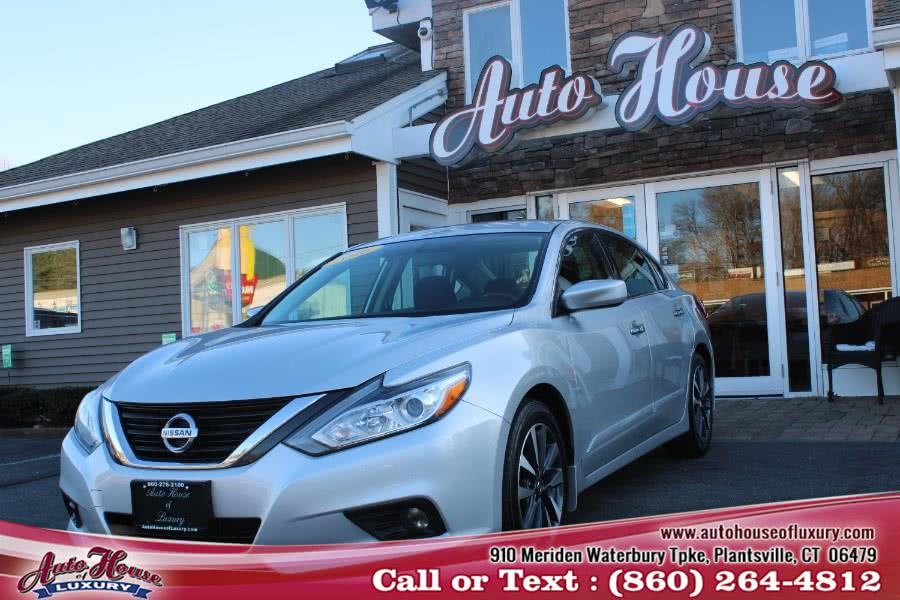 Used Nissan Altima 4dr Sdn I4 2.5 SV 2016 | Auto House of Luxury. Plantsville, Connecticut