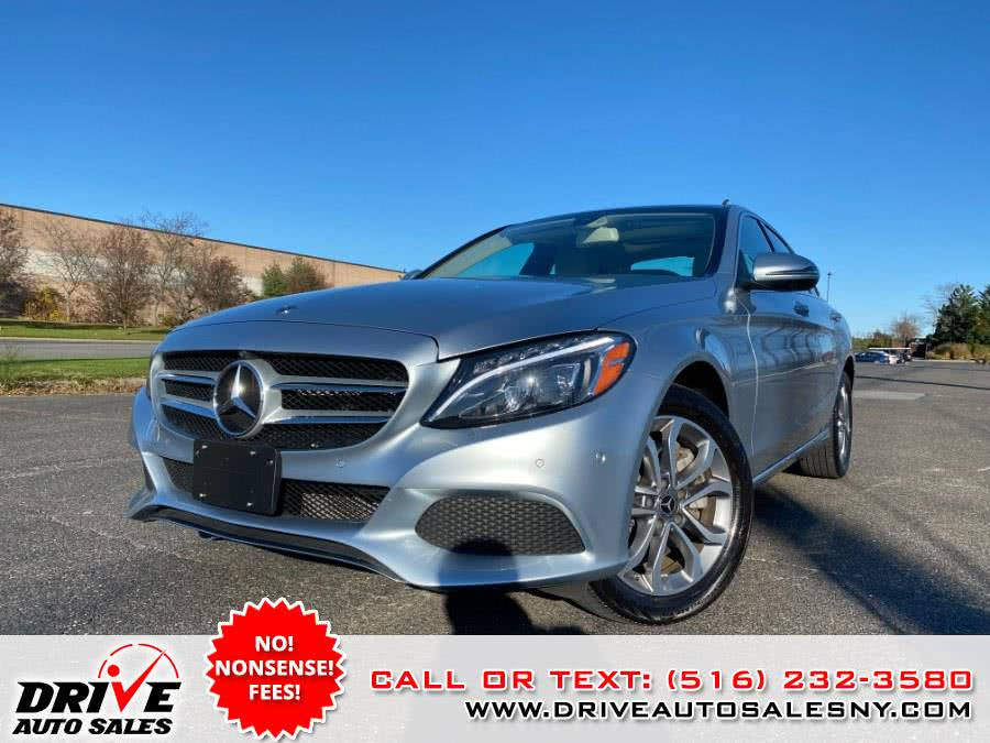 Used 2018 Mercedes-Benz C-Class in Bayshore, New York | Drive Auto Sales. Bayshore, New York
