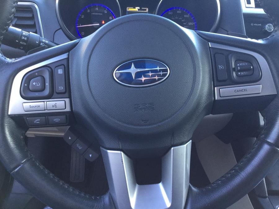 Used Subaru Outback 4dr Wgn 2.5i Limited PZEV 2016 | L&S Automotive LLC. Plantsville, Connecticut