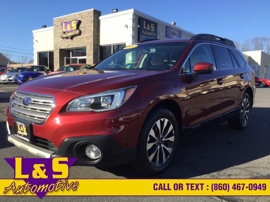 Used 2016 Subaru Outback in Plantsville, Connecticut | L&S Automotive LLC. Plantsville, Connecticut