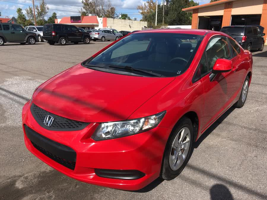 Used 2013 Honda Civic Cpe in Kissimmee, Florida | Central florida Auto Trader. Kissimmee, Florida