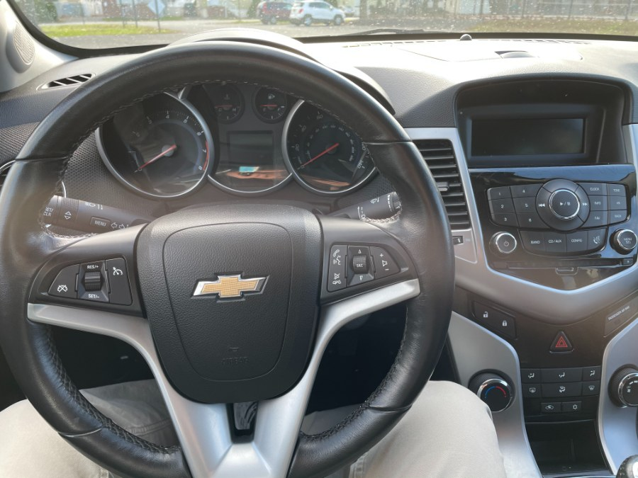 Used Chevrolet Cruze 4dr Sdn LT w/1LT 2012   Cars With Deals. Lyndhurst, New Jersey