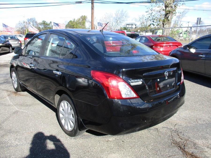 Used Nissan Versa 4dr Sdn CVT 1.6 SV 2012 | New Gen Auto Group. West Babylon, New York