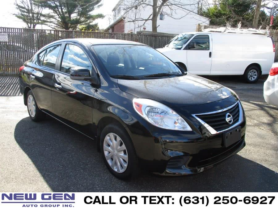 Used Nissan Versa 4dr Sdn CVT 1.6 SV 2012 | New Gen Auto Group. West Babylon, New York