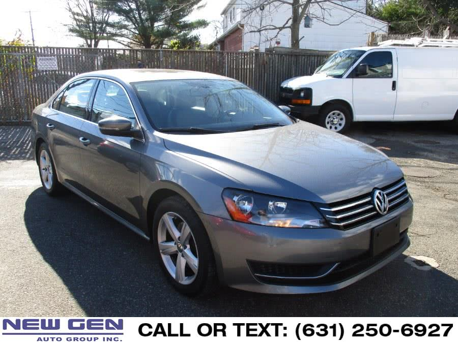 Used 2013 Volkswagen Passat in West Babylon, New York | New Gen Auto Group. West Babylon, New York