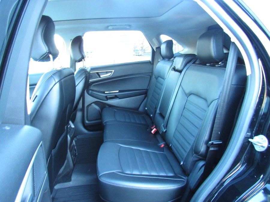 Used Ford Edge SEL AWD 2017 | NJ Used Cars Center. Irvington, New Jersey
