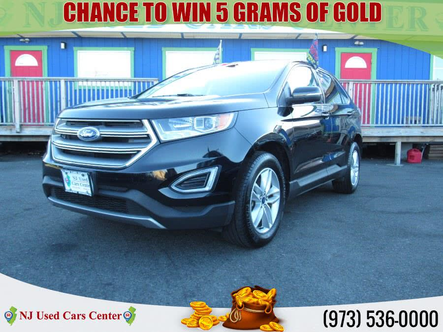 Used 2017 Ford Edge in Irvington, New Jersey | NJ Used Cars Center. Irvington, New Jersey