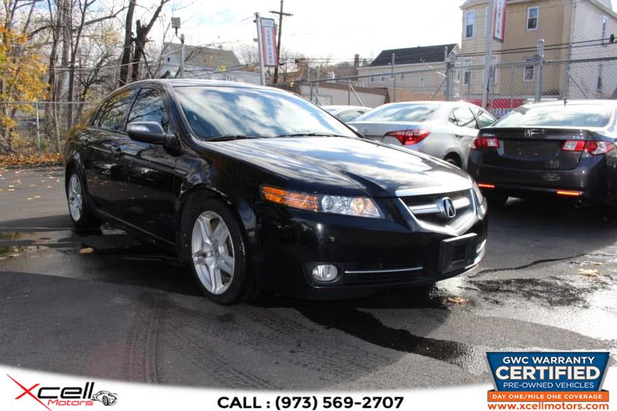 Used 2008 Acura TL Tech Pkge in Paterson, New Jersey | Xcell Motors LLC. Paterson, New Jersey