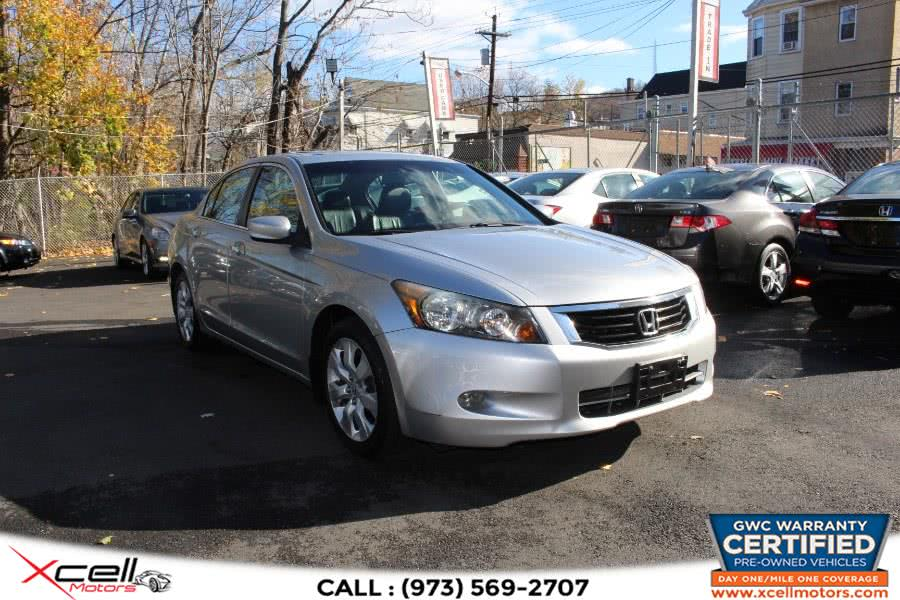 Used 2008 Honda Accord Sdn EXL in Paterson, New Jersey | Xcell Motors LLC. Paterson, New Jersey