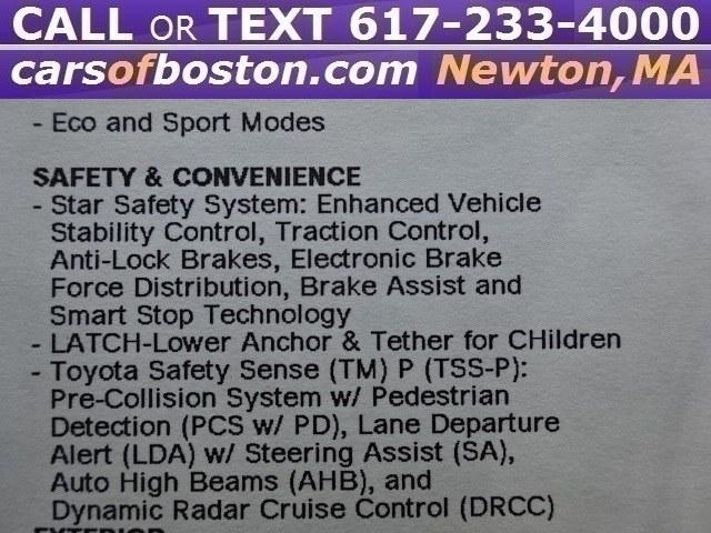 Used Toyota RAV4 LE AWD (Natl) 2018 | Cars of Boston. Newton, Massachusetts
