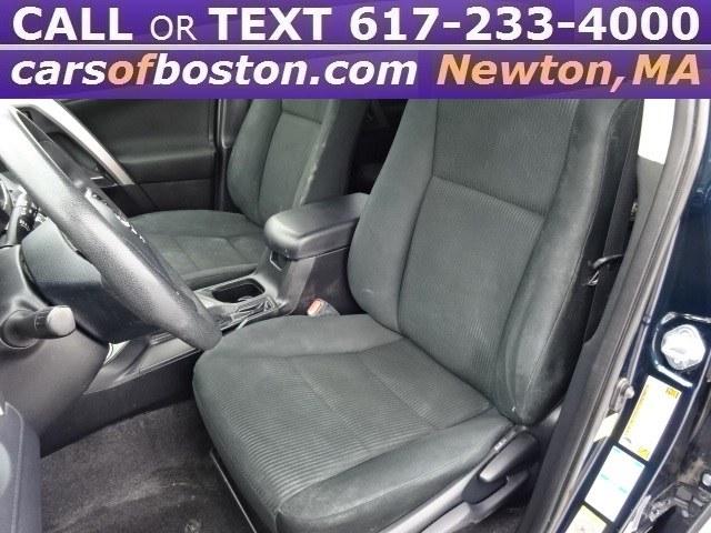 Used Toyota RAV4 LE AWD (Natl) 2018 | Jacob Auto Sales. Newton, Massachusetts