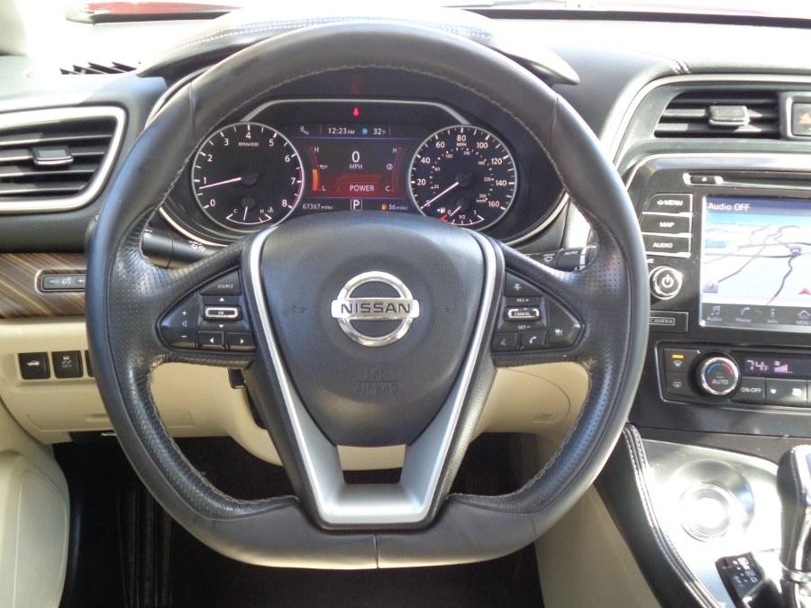 Used Nissan Maxima Platinum 2016 | Top Speed Motors LLC. Jamaica, New York