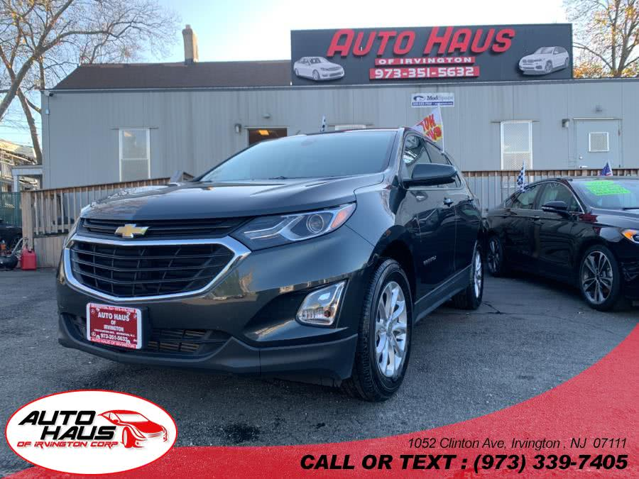 Used Chevrolet Equinox AWD 4dr LT w/1LT 2020 | Auto Haus of Irvington Corp. Irvington , New Jersey