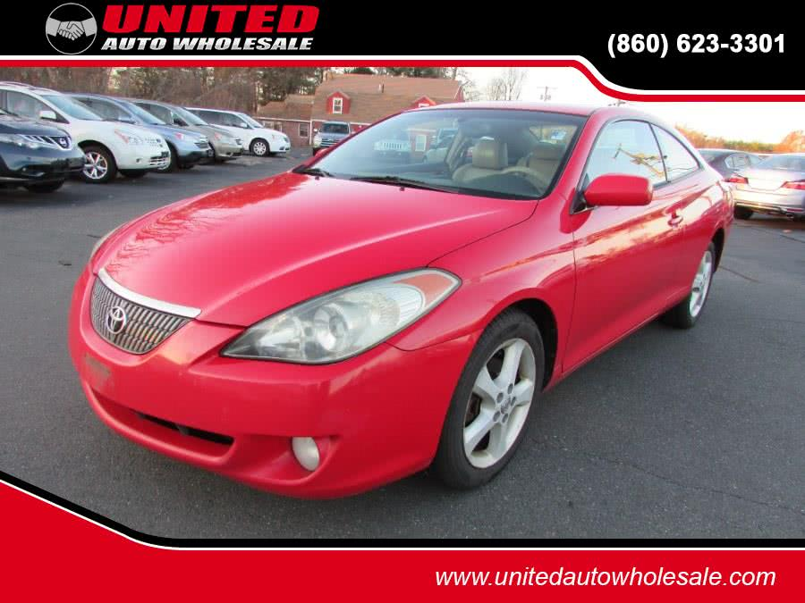 Used 2005 Toyota Camry Solara in East Windsor, Connecticut | United Auto Sales of E Windsor, Inc. East Windsor, Connecticut