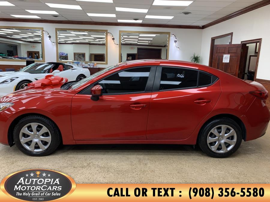 Used Mazda Mazda3 4dr Sdn Auto i Sport 2016 | Autopia Motorcars Inc. Union, New Jersey