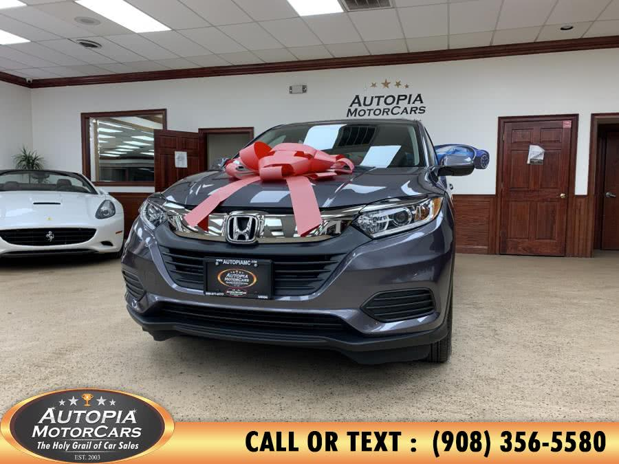 Used Honda HR-V LX AWD CVT 2019   Autopia Motorcars Inc. Union, New Jersey