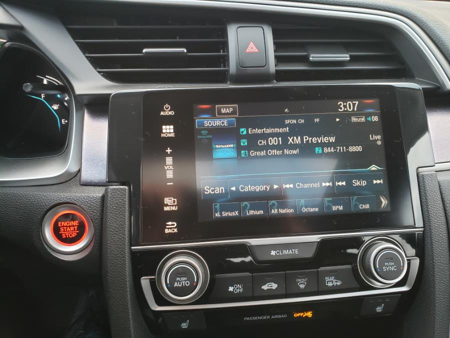 Used Honda Civic Sedan 4dr CVT Touring 2016 | Pray's Auto Sales . Bangor , Maine