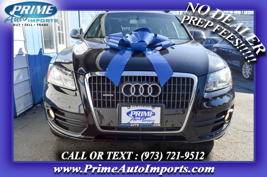 Used Audi Q5 quattro 4dr 2.0T Premium Plus 2011   Prime Auto Imports. Bloomingdale, New Jersey
