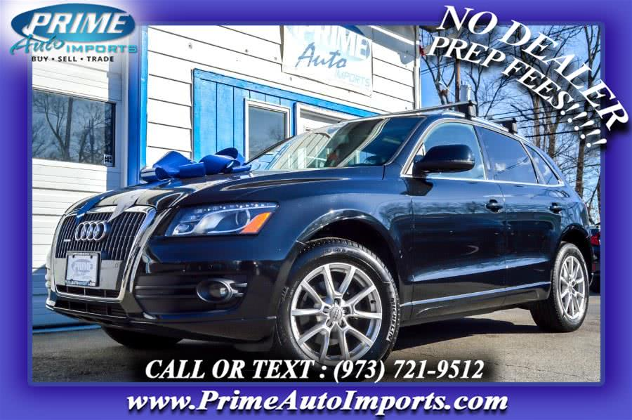 Used 2011 Audi Q5 in Bloomingdale, New Jersey | Prime Auto Imports. Bloomingdale, New Jersey