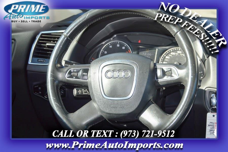 Used Audi Q5 quattro 4dr 2.0T Premium Plus 2011 | Prime Auto Imports. Bloomingdale, New Jersey