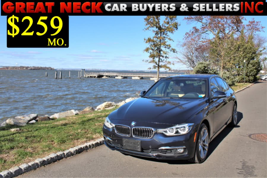 Used 2016 BMW 3 Series in Great Neck, New York