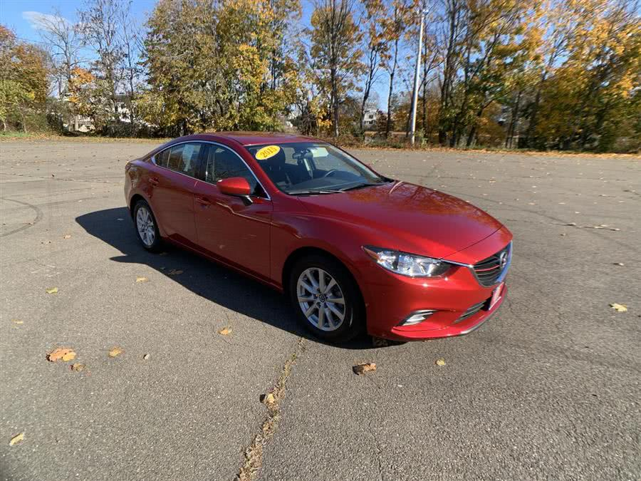 Used Mazda Mazda6 4dr Sdn Man i Sport 2015 | Wiz Leasing Inc. Stratford, Connecticut