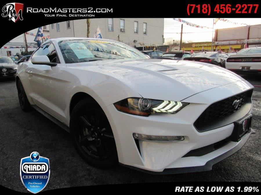 Used Ford Mustang Eco Boost Coupe 2018 | Road Masters II INC. Middle Village, New York